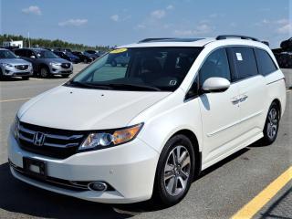 Used 2016 Honda Odyssey Touring.Navi.Camera.BlindSpot.ParkAssist.TV/DVD. for sale in Kitchener, ON