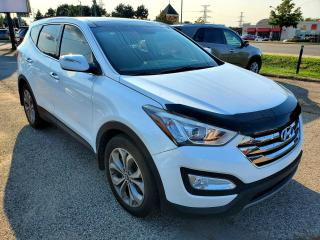 Used 2013 Hyundai Santa Fe LIMITED for sale in Vaughan, ON