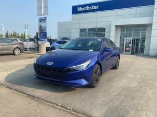New 2022 Hyundai Elantra PREFERRED FWD: SAFETY PKG, APPLE CARPLAY/HEATED SEATS AND STEERING/PROXY KEY for sale in Edmonton, AB