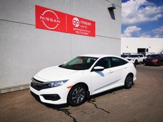 Used 2018 Honda Civic Sedan SE / Used Honda Dealership / Touch Screen / Back Up Camera for sale in Edmonton, AB