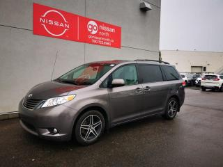 Used 2014 Toyota Sienna XLE / Used Toyota Dealership / Low KM for sale in Edmonton, AB