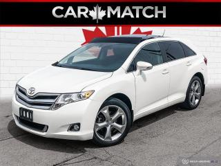 Used 2016 Toyota Venza XLE V6 LEATHER / AWD / SUNROOF / 132,679 KM for sale in Cambridge, ON