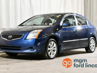 Used 2012 Nissan Sentra 2.0 S for sale in Red Deer, AB