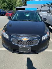 Used 2014 Chevrolet Cruze 1LT for sale in Campbell River, BC