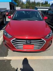 Used 2017 Hyundai Elantra Limited for sale in Campbell River, BC