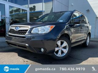 Used 2015 Subaru Forester i Touring w/Tech Pkg for sale in Edmonton, AB