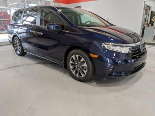 New 2022 Honda Odyssey EX-L RES for sale in Red Deer, AB