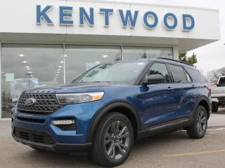 New 2021 Ford Explorer XLT Sport Appearance | 4WD | NAV | Adaptive Cruise | power Seat for sale in Edmonton, AB