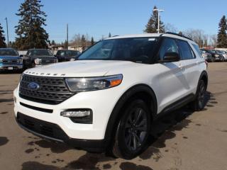 New 2021 Ford Explorer XLT | Sport Appearance | 4x4 | NAV | Adaptive Cruise | for sale in Edmonton, AB