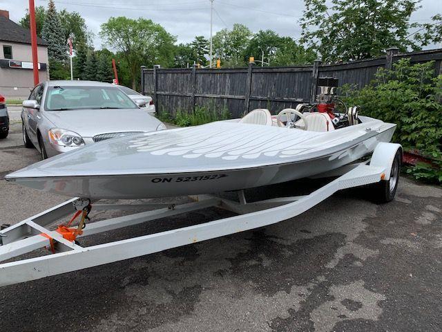 1976 Other Other 18 Foot Anthony Jet Boat V8