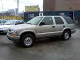 Photo of Gray 2002 Chevrolet Blazer