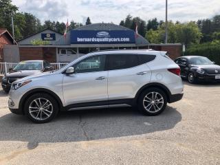 Used 2017 Hyundai Santa Fe Sport SE for sale in Flesherton, ON