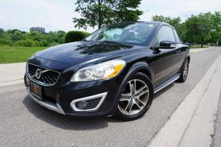 Used 2011 Volvo C30 1 OWNER / T5 / 6 SPD / NO ACCIDENTS / LOCAL/ HATCH for sale in Etobicoke, ON