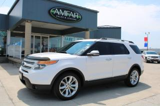 Used 2012 Ford Explorer LIMITED for sale in Tilbury, ON