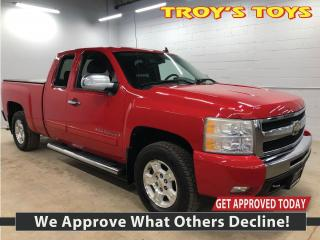 Used 2009 Chevrolet Silverado 1500 LT for sale in Guelph, ON