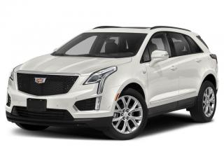 New 2021 Cadillac XT5 Sport for sale in Burnaby, BC
