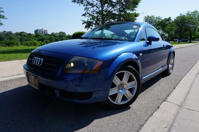 2005 Audi TT STUNNING / 6 SPD MANUAL / NO ACCIDENTS / LOCAL CAR