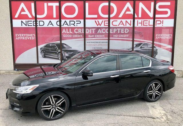 2016 Honda Accord TOURING-ALL CREDIT ACCEPTED