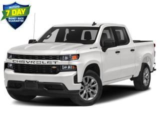 New 2021 Chevrolet Silverado 1500 Custom for sale in Tillsonburg, ON