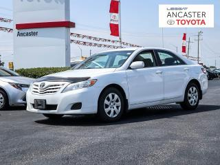 Used 2010 Toyota Camry LE for sale in Ancaster, ON