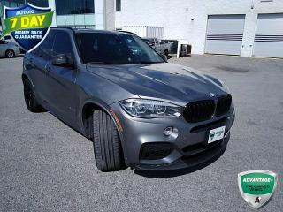 Used 2017 BMW X5 xDrive50i   CLEAN CARFAX   V8   LEATHER   HEATED SEATS   ALLOYS   for sale in Barrie, ON