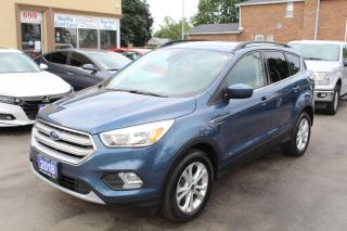 Used 2018 Ford Escape SE SWD for sale in Brampton, ON