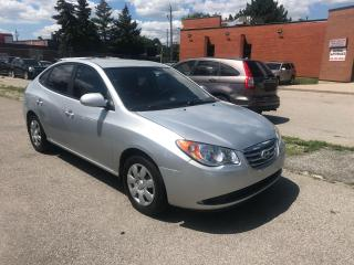 Used 2010 Hyundai Elantra ONLY 133KM,GAS SAVER,$3900,SAFETY EXTRA $490 for sale in Toronto, ON