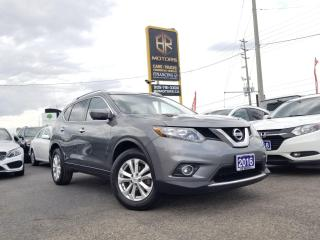 Used 2016 Nissan Rogue No Accidents | 1 Owner | AWD | SV | Certified for sale in Brampton, ON