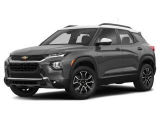 New 2021 Chevrolet TrailBlazer RS for sale in Burlington, ON