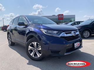 Used 2017 Honda CR-V LX for sale in Midland, ON