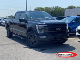 Used 2021 Ford F-150 Lariat LEATHER HEATED SEATS/ STEERING, NAVIGATION for sale in Midland, ON