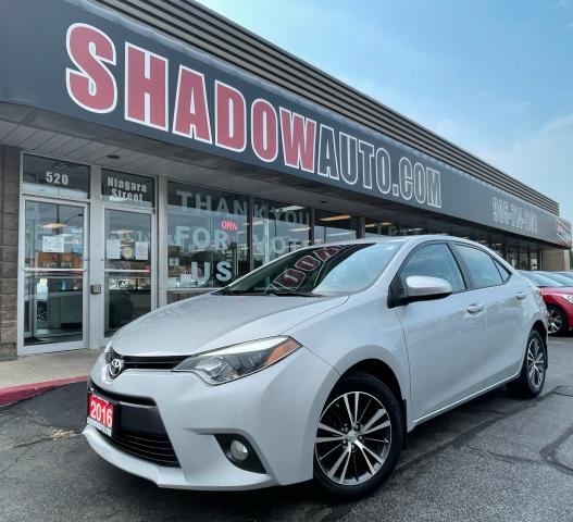 2016 Toyota Corolla LE - HEATED SEATS/ SUNROOF/ BACK UP CAM/ B-TOOTH