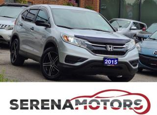 Used 2015 Honda CR-V LX | BLUETOOTH | HTD SEATS | BACK UP CAMERA for sale in Mississauga, ON