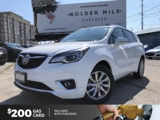 Used 2020 Buick Envision Essence No Accidents, Remote Start, Back Up Camera for sale in North York, ON