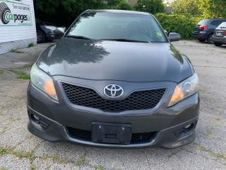 Used 2010 Toyota Camry Leather seats Sunroof  Alloy wheels /Safety Certification included price for sale in Toronto, ON