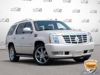 Used 2013 Cadillac Escalade Hybrid Escalade Hybrid | Navigation !! for sale in Oakville, ON