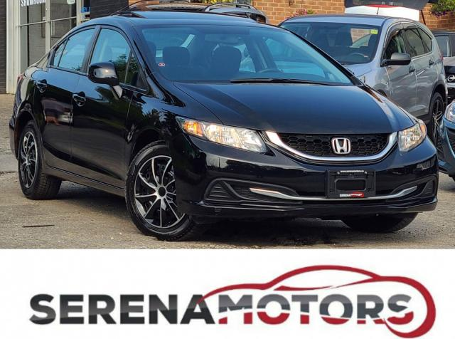 2013 Honda Civic EX | BACK UP CAM | HTD SEATS | BLUETOOTH | NO ACCI