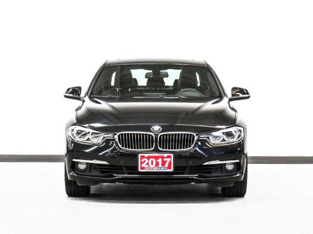2017 BMW 330xi 330i xDrive Nav Leather Sunroof Backup Cam
