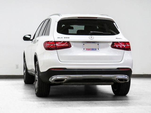 2017 Mercedes-Benz GLC 300 4Matic Navigation Leather Sunroof Backup Cam