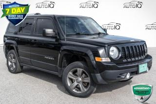 Used 2016 Jeep Patriot Sport/North 4WD!!! POWER SUNROOF!!! ONE OWNER!!! for sale in Barrie, ON