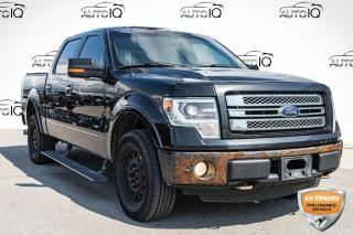 Used 2014 Ford F-150 Limited AS TRADED SPECIAL | YOU CERTIFY, YOU SAVE for sale in Innisfil, ON