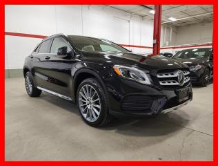 Used 2018 Mercedes-Benz GLA GLA250 4MATIC DISTRONIC NAVIGATION PANORAMIC SUNROOF for sale in Vaughan, ON