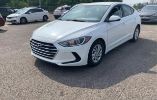 Used 2017 Hyundai Elantra 4DR SDN AUTO LE for sale in Waterloo, ON