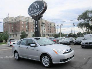 Used 2010 Ford Focus 4DR SDN SEL for sale in Burlington, ON