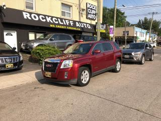 Used 2012 GMC Terrain Awd 4dr Sle-2 for sale in Scarborough, ON