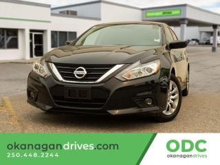 Used 2016 Nissan Altima for sale in Kelowna, BC