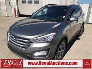 Used 2015 Hyundai Santa Fe Sport SE 4D UTILITY 2.0L for sale in Calgary, AB