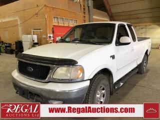 Used 2003 Ford F-150 SUPERCAB 4WD for sale in Calgary, AB