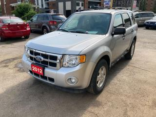 Used 2012 Ford Escape XLT for sale in Tecumseh, ON