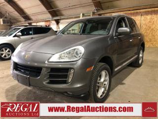 Used 2008 Porsche Cayenne S 4D Utility AWD for sale in Calgary, AB